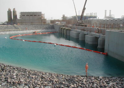 United Arab Emirates - Desalination Plant Water Intake Protection